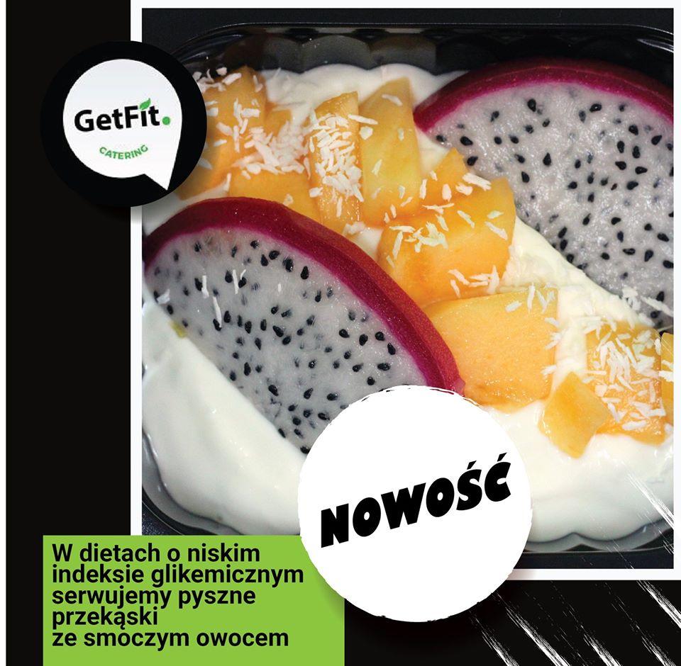 Zalety jedzenia nabiału - smoczy owoc
